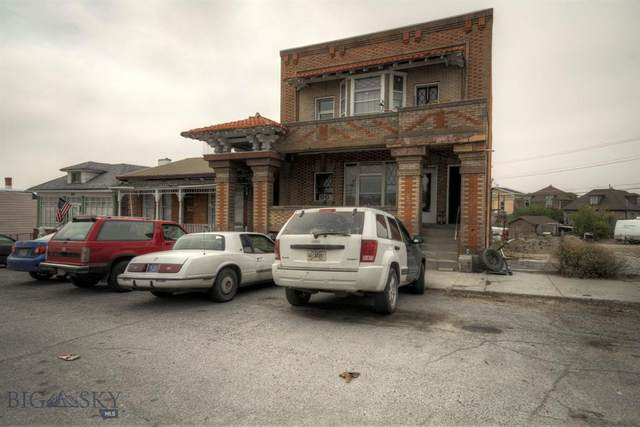 725 Maryland Avenue, Butte, MT 59701 (MLS #350080) :: Hart Real Estate Solutions