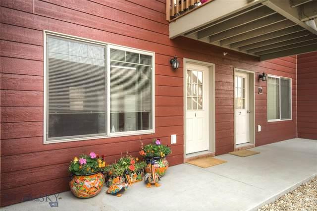 22 Bow Perch Lane #1, Bozeman, MT 59718 (MLS #350084) :: Hart Real Estate Solutions
