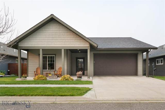 4219 Brenden Street, Bozeman, MT 59718 (MLS #350086) :: Black Diamond Montana