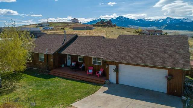 111 High Ground Ave., Livingston, MT 59047 (MLS #350095) :: Hart Real Estate Solutions