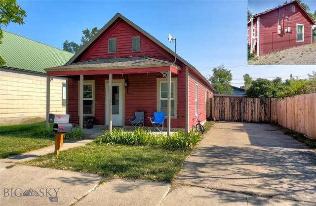 109 S F Street, Livingston, MT 59047 (MLS #350096) :: Montana Life Real Estate