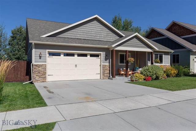 3075 Caterpillar Street, Bozeman, MT 59718 (MLS #350107) :: Black Diamond Montana