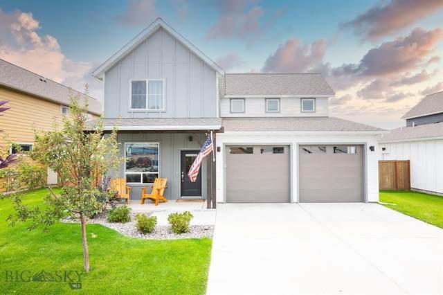 50 Ramshorn Peak Lane, Bozeman, MT 59718 (MLS #350120) :: L&K Real Estate