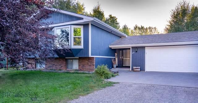 213 Spruce Lane, Livingston, MT 59047 (MLS #350126) :: Black Diamond Montana