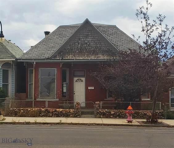 824 S Main, Butte, MT 59701 (MLS #350141) :: Black Diamond Montana