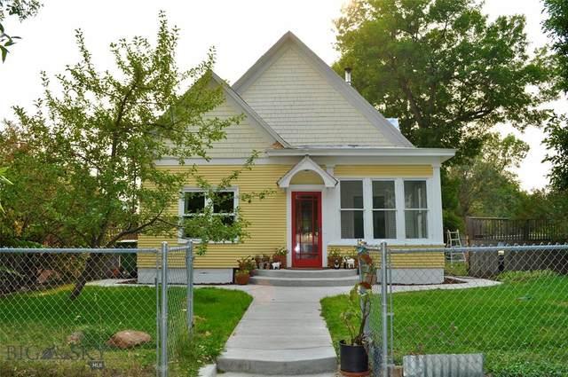 328 S 6th St., Livingston, MT 59047 (MLS #350149) :: Montana Life Real Estate