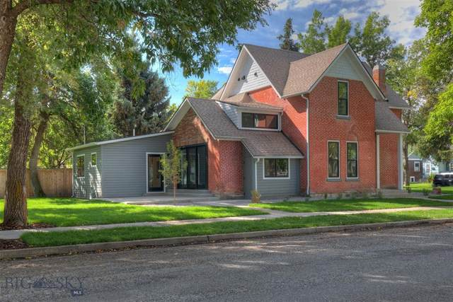 304 S Tracy Avenue, Bozeman, MT 59715 (MLS #350152) :: Hart Real Estate Solutions