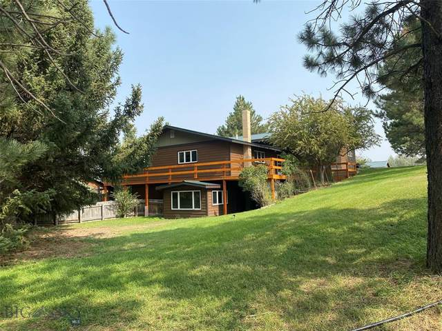 124 West Grizzly Street, Ennis, MT 59729 (MLS #350160) :: Montana Life Real Estate