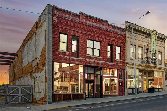 125 S Main Street, Butte, MT 59701 (MLS #350163) :: Montana Life Real Estate