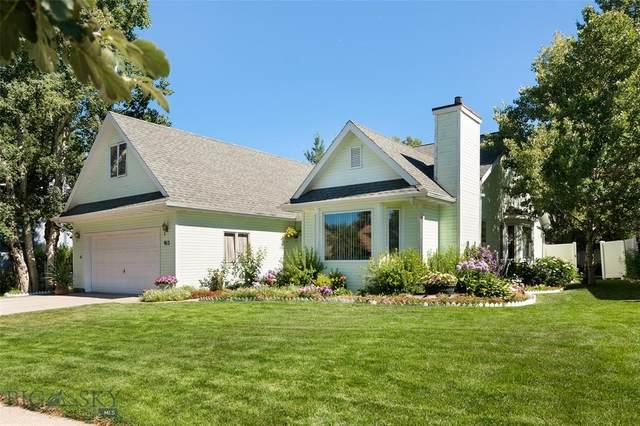 912 Woodland Drive, Bozeman, MT 59718 (MLS #350166) :: Black Diamond Montana