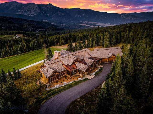 379 Mountain Valley Trail, Big Sky, MT 59716 (MLS #350176) :: L&K Real Estate