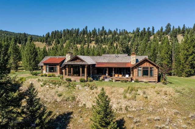 2056 Ousel Falls Road, Big Sky, MT 59716 (MLS #350179) :: Hart Real Estate Solutions