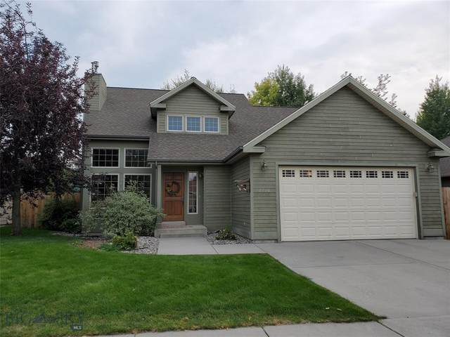 2710 Mccormick Street, Bozeman, MT 59718 (MLS #350182) :: Hart Real Estate Solutions