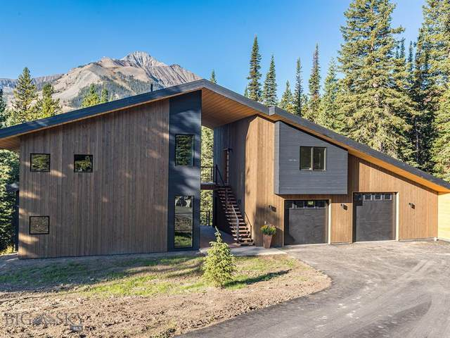 13 Little Wolf, Big Sky, MT 59716 (MLS #350186) :: Hart Real Estate Solutions