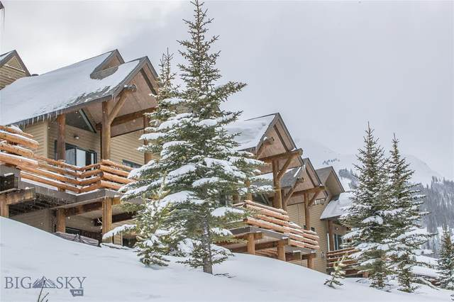 7 Lower Saddle Ridge Road, Big Sky, MT 59716 (MLS #350191) :: Hart Real Estate Solutions