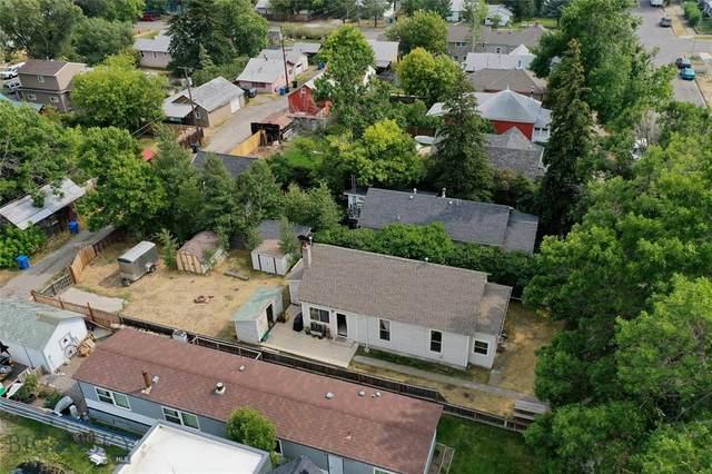209 S I Street, Livingston, MT 59047 (MLS #350198) :: Hart Real Estate Solutions