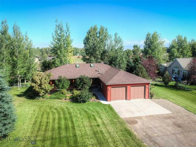 57 Upper Rainbow Road, Bozeman, MT 59718 (MLS #350199) :: Black Diamond Montana