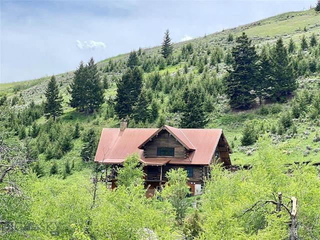 37 Pony Creek Road, Pony, MT 59747 (MLS #350208) :: Hart Real Estate Solutions