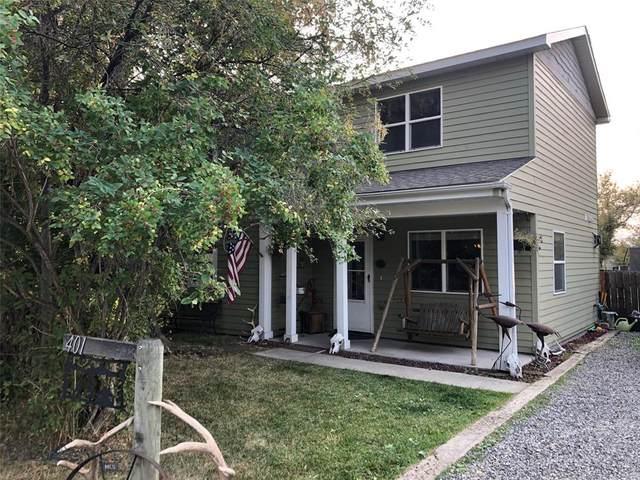 401 East Avenue, Clyde Park, MT 59018 (MLS #350210) :: Hart Real Estate Solutions