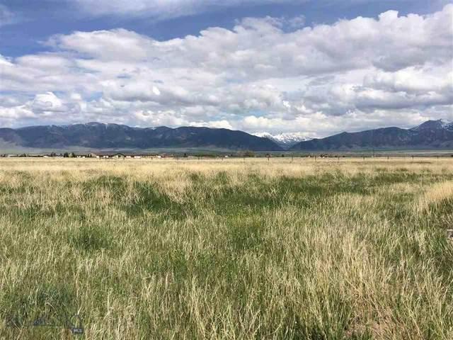 LOT 19 Sky View, Ennis, MT 59729 (MLS #350219) :: Black Diamond Montana