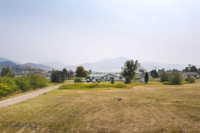 TBD Canyon View, Bozeman, MT 59715 (MLS #350237) :: Hart Real Estate Solutions