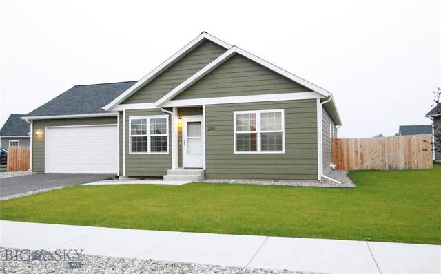 2232 Sturnella, Belgrade, MT 59714 (MLS #350238) :: Hart Real Estate Solutions