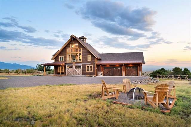 16313 Rocky Mountain Road, Belgrade, MT 59714 (MLS #350244) :: Hart Real Estate Solutions