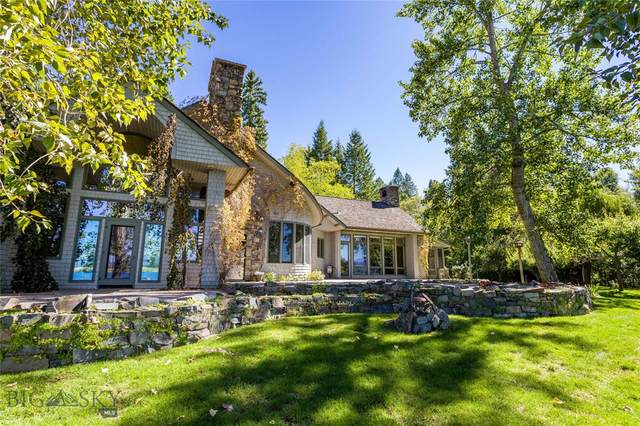 235 Siderius Lane, Bigfork, MT 59911 (MLS #350246) :: Hart Real Estate Solutions