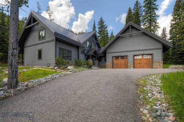 32 Low Dog, Big Sky, MT 59716 (MLS #350260) :: Montana Life Real Estate