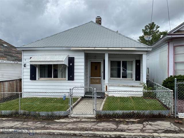 209 W Woolman, Butte, MT 59701 (MLS #350275) :: Hart Real Estate Solutions