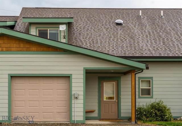 13 Avalon Court B, Emigrant, MT 59027 (MLS #350310) :: Montana Home Team