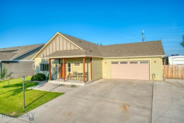 136 Shelter Grove, Bozeman, MT 59718 (MLS #350319) :: L&K Real Estate