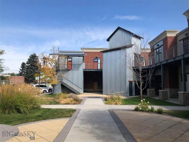 115 E Gallatin Avenue C-105, Manhattan, MT 59741 (MLS #350320) :: Hart Real Estate Solutions