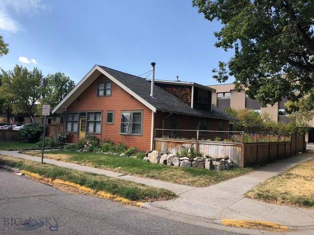 121 N Grand Avenue, Bozeman, MT 59715 (MLS #350323) :: L&K Real Estate