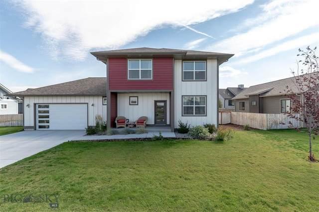 92 Snowy Owl Trail, Bozeman, MT 59718 (MLS #350324) :: L&K Real Estate