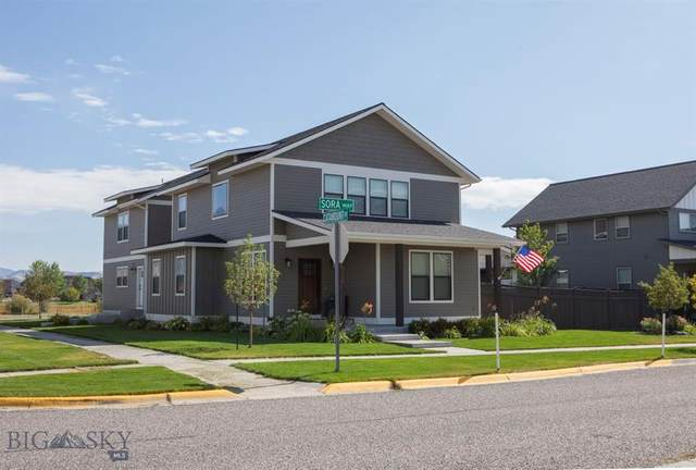 3388 Sora, Bozeman, MT 59718 (MLS #350337) :: Hart Real Estate Solutions