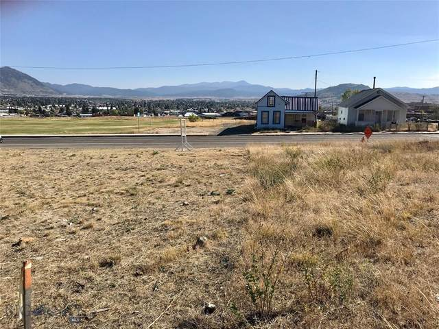 TBD E Mercury, Butte, MT 59701 (MLS #350338) :: Montana Life Real Estate