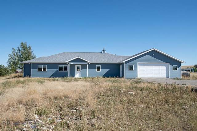 55 Meadowlark Circle, Big Timber, MT 59011 (MLS #350341) :: Hart Real Estate Solutions