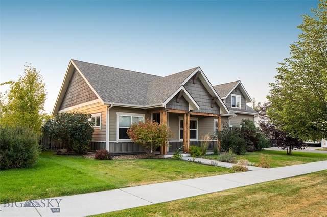 2397 Lasso Avenue, Bozeman, MT 59718 (MLS #350349) :: Montana Life Real Estate