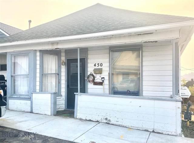 450 N Idaho N, Butte, MT 59701 (MLS #350351) :: Montana Life Real Estate