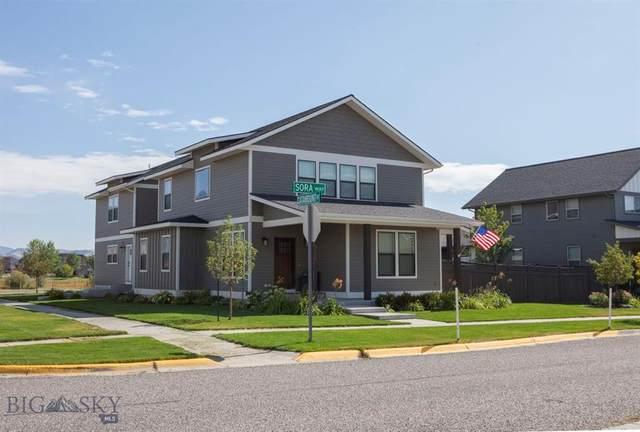 3388 Sora Way, Bozeman, MT 59718 (MLS #350356) :: Hart Real Estate Solutions