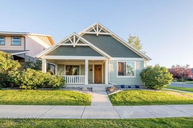 3996 Bosal Street, Bozeman, MT 59718 (MLS #350363) :: Montana Life Real Estate