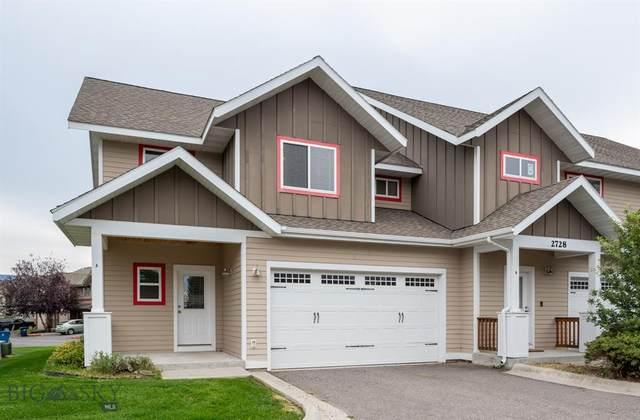 2728 Fen Way A, Bozeman, MT 59718 (MLS #350385) :: L&K Real Estate