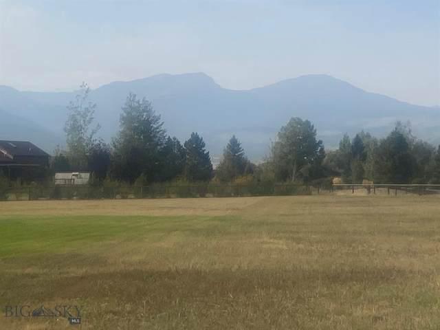 Lot 89 Lake Trout Court, McAllister, MT 59740 (MLS #350386) :: Black Diamond Montana