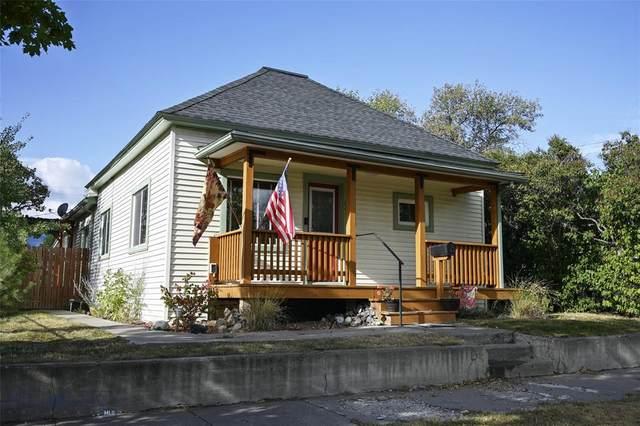 115 N G Street, Livingston, MT 59047 (MLS #350397) :: Hart Real Estate Solutions