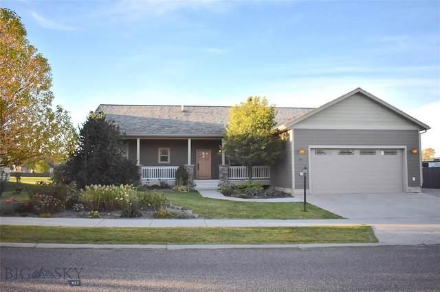 34 Cedar Wood Circle, Bozeman, MT 59718 (MLS #350403) :: L&K Real Estate