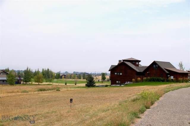 TBD Black Bull Trail, Bozeman, MT 59718 (MLS #350410) :: Hart Real Estate Solutions