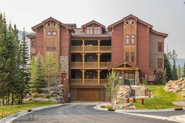 7 Sitting Bull Road #1302, Big Sky, MT 59749 (MLS #350412) :: Montana Life Real Estate