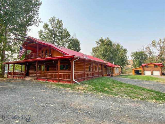 1157 Us Highway 12 E, Townsend, MT 59644 (MLS #350434) :: Black Diamond Montana