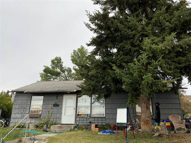 835 Seventh Street, Butte, MT 59701 (MLS #350443) :: Black Diamond Montana